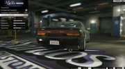 Nissan 240SX Tunable for GTA 5 miniature 15