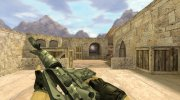 М4А1 Тёмная вода for Counter Strike 1.6 miniature 3