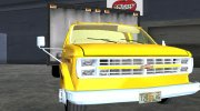 Chevrolet 250 HD 1986 for GTA Vice City miniature 3
