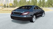 Mercedes-Benz CLS 350 (C218) 2010 for BeamNG.Drive miniature 2
