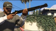 Mossberg 590 for GTA 5 miniature 1