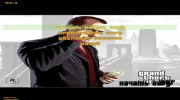GTA IV Menu and Splash для GTA 3 миниатюра 4