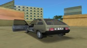 ЗАЗ 1102 Таврия для GTA Vice City миниатюра 8
