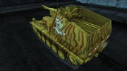 Wespe Gesar 2 for World Of Tanks miniature 3