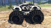 Lykan HyperSport monster truck for Spintires 2014 miniature 2