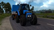 New Holland Agriculture for Euro Truck Simulator 2 miniature 1