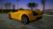 Lamborghini Concept S for GTA Vice City miniature 4