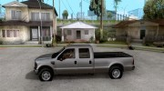 Ford F350 for GTA San Andreas miniature 2