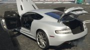 Aston Martin DBS for GTA 5 miniature 5