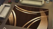 Cream Rugs for Sims 4 miniature 2