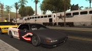 Infernus Shark Edition by ZveR v1 для GTA San Andreas миниатюра 1