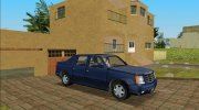 2002 Cadillac Escalde EXT (VC Style) for GTA Vice City miniature 1