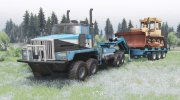 Western Star 6900TS for Spintires 2014 miniature 1