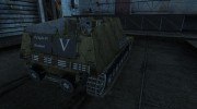 Hummel 1000MHz for World Of Tanks miniature 4