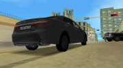 Toyota Camry 2016 for GTA Vice City miniature 5