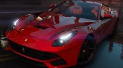 Ferrari F12 Berlinetta 2013 for GTA 5 miniature 2