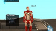 Iron Man for GTA San Andreas miniature 3