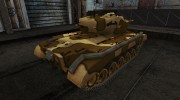 Шкурка для M26 Pershing for World Of Tanks miniature 4