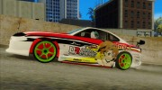Nissan Silvia S15 - K-on Itasha for GTA San Andreas miniature 4