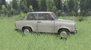 Trabant 601 for Spintires 2014 miniature 2