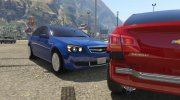 2013 Chevrolet Caprice LS for GTA 5 miniature 1