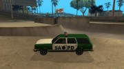 Regina SA Cop for GTA San Andreas miniature 7