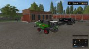 FENDT 6275L & 9490X PACK v1.0 for Farming Simulator 2017 miniature 7