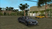 1996 Chevrolet Impala (VC Style) for GTA Vice City miniature 1