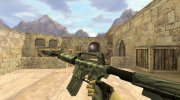 М4А1 Тёмная вода for Counter Strike 1.6 miniature 1