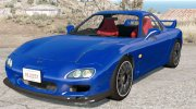 Mazda RX-7 Type R (FD3S) 2001 for BeamNG.Drive miniature 1