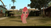 Pinkie Pie (My Little Pony) для GTA San Andreas миниатюра 3