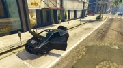 Honda Civic SI for GTA 5 miniature 6