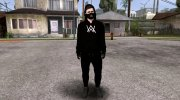 GTA Online Skin Random Alan Walker V1 for GTA San Andreas miniature 1