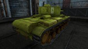 Шкурка для КВ-3 85th Guards Heavy Tanks,1944 для World Of Tanks миниатюра 4