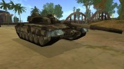 Танк T-72 for GTA San Andreas miniature 2