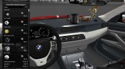BMW M5 Touring for Euro Truck Simulator 2 miniature 11