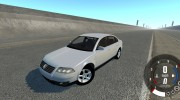 Volkswagen Passat B5 for BeamNG.Drive miniature 1