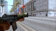 SIG SG-550 Assault Rifle for GTA San Andreas miniature 3