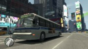 GMC Rapid Transit Series City Bus for GTA 4 miniature 4