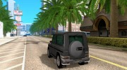 Mercedes-Benz G500 1999 Short [with kangoo v1] for GTA San Andreas miniature 3