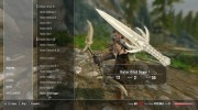 Ghosu - Horker Weapon Pack for TES V: Skyrim miniature 18