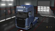 Scania S - R New Tuning Accessories (SCS) for Euro Truck Simulator 2 miniature 12