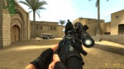 Hybrid M4A1 v2.0 для Counter-Strike Source миниатюра 3