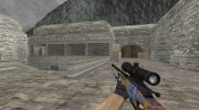 AWP Case Hardened for Counter Strike 1.6 miniature 2