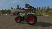 Мод Claas Axion 800 (810, 830, 850) версия 3.0 for Farming Simulator 2017 miniature 3