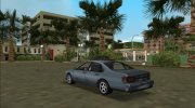 1996 Chevrolet Impala (VC Style) for GTA Vice City miniature 2