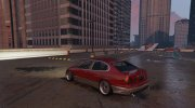 Lexus GS300 for GTA 5 miniature 3