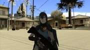Raven (Injustice Gods Among Us) for GTA San Andreas miniature 3