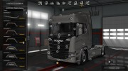 Scania S - R New Tuning Accessories (SCS) for Euro Truck Simulator 2 miniature 2