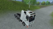 Mercedes-Benz Actros 4160 для Farming Simulator 2013 миниатюра 7